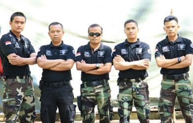 Jhonlin Security Service , Jhonlin Baratama
