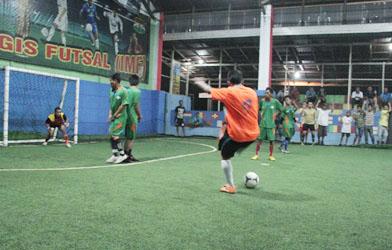 jhonlin futsal community II 2012