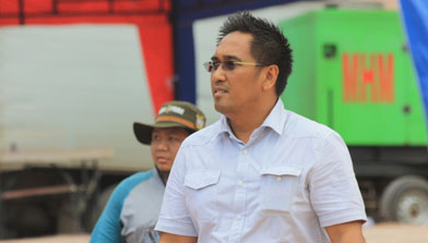 Ghimoyo, Direktur Utama. PT. Dua Samudera Perkasa, Jhonlin Group