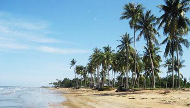 Jhonlin Group, Pariwisata Tanak Bumbu, Kalimantan Selatan, Batulicin
