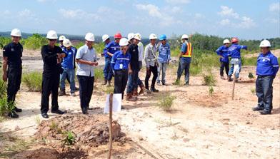 Jhonlin Group, PT. Jhonlin Peringati Hari Lingkungan Hidup