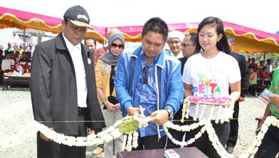 Batulicin, Jhonlin Expo 2012 Tanah Bumbu, Mardani H Maming