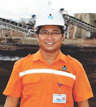 Batulicin, Profile Ali Maskur, Jhonlin Group