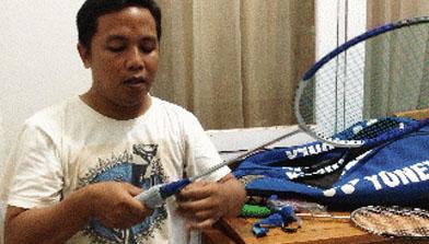 Jhonlin Badminton Club, Jhonlin Group, Kalimantan Selatan, H Isam, h-isam