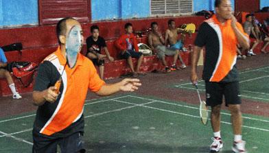 Jhonlin Badminton Club, Pertandingan Bulutangkis, Jhonlin Group, BAtulicin, Kalimantan Selatan, H ISam, h-isam