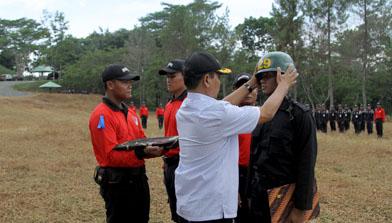 Upacara Pembukaan, Jhonlin Group, PT. Jhonlin Sasangga Banua, Kalimantan Selatan, Batulicin, H Isam, h-isam