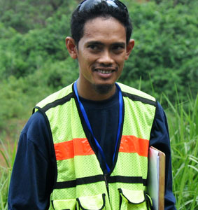 Safety First, Jhonlin Group, Batulicin, Kalimantan Selatan, H Isam, h-isam