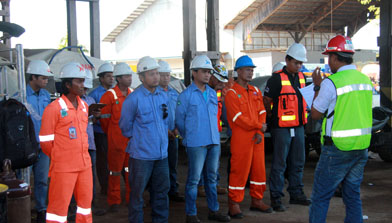 Safety First, Jhonlin Group, Batulicin, Kalimantan Selatan, H Isam, h-isam