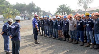 Jhonlin group, SHE Jhonlin Group, Kalimantan Selatan, Batulicin, K3, h isam