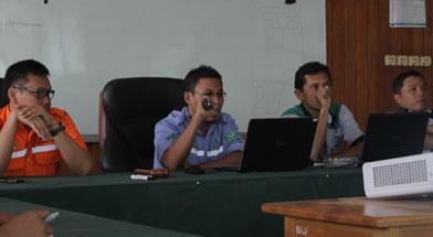 Jhonlin Group, Kalimantan Selatan, Batulicin, grading, h isam