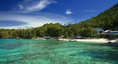 Jhonlin Group, Kalimantan Selatan, Batulicin, Pulau Weh, h isam