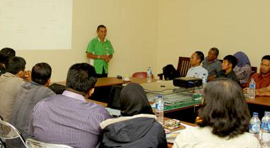Jhonlin Group, PT. Jhonlin agromandiri, Pelatihan asisten kebun, Kalimantan Selatan, Batulicin, h isam