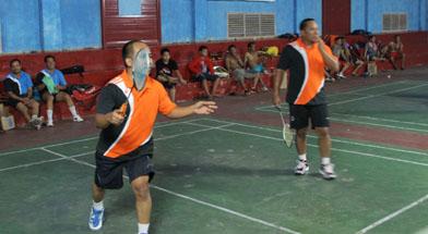 Jhonlin Group, Jhonlin Badminton Club, Kalimantan Selatan, PBSI Tanah Bumbu, Batulicin, h isam