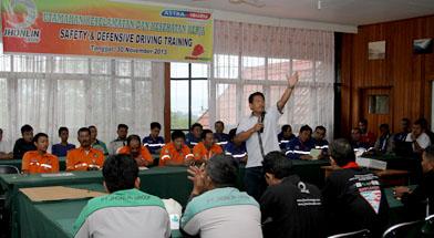 Jhonlin Group, Safety Driving Clinic, Jhonlin Group, Kalimantan Selatan, Batulicin, h isam