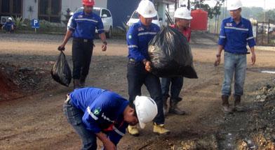 Jhonlin Group, PT. Jhonlin Baratama, House Keeping, Kalimantan Selatan, Batulicin, h isam