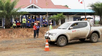 Jhonlin Group, SHE Jhonlin Group, Bulan K3, Safet Driving, Kalimantan Selatan, Batulicin, h isam