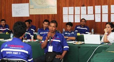 Jhonlin Group, PT. Jhonlin Baratama, Effective Supervisor Skills, Kalimantahn Selatan, Batulicin, h isam