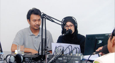 Jhonlin Group, jhonlin radio, Kalimantan Selatan, Bulan K3, Batulicin, h isam