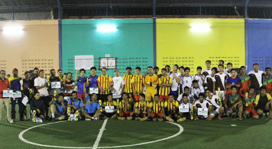 Jhonlin Group, Bulan K3 Nasional, Kalimantan Selatan, Batulicin, h isam
