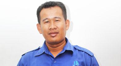 Jhonlin Group, Kalimantan Selatan, Batulicin, Hadrani, Profile, h isam