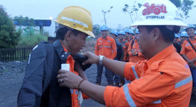 Jhonlin Group, PT. Dua Samudera Perkasa, SHE, Kalimantan Selatan, Tanah Bumbu, Batulicin, h isam