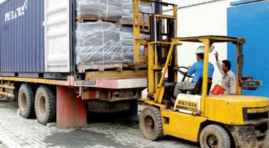 Jhonlin Group, PT. Jhonlin Agro Mandiri, Crumb Rubber Factory, Sir 20, ekspor Karet, Kalimantan Selatan, Tanah Bumbu, Batulicin, h isam