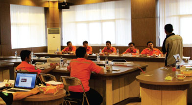 Jhonlin Group, Kalimantan Selatan, Batulicin, Training Fatique, PT. Dua Samudera Perkasa, h isam