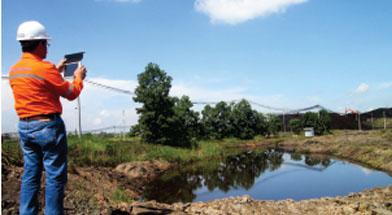 Jhonlin Group, PT. Dua Samudera Perkasa, Kalimantan Selatan, Tanah Bumbu, Batulicin, h isam