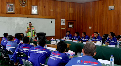 Jhonlin Group, SHE, Safety Sebagai Kebiasaan, Kalimantan Selatan, Tanah Bumbu, Batulicin, h isam