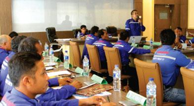 Jhonlin Group, PT. Jhonlin Baratama, Effective Supervisory Skills, Kalimantan Selatan, Tanah Bumbu, Batulicin, h isam