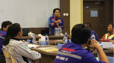 Jhonlin Group, PT. Jhonlin Baratama, Good Mining Practice, Kalimantan Selatan, Tanah bumbu, Batulicin, h isam