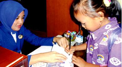 Jhonlin group, TK Jhonlin Pertiwi, Edukasi Perbankan, Usia Dini, Kalimantan Selatan, Tanah Bumbu, Batulicin, h isam