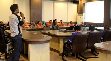 Jhonlin Group, SHE, Refresh Induction, Batulicin, Tanah Bumbu, Kalimantan Selatan