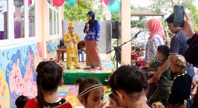 Jhonlin Group, JhonlinMagz, TK Jhonlin Pertiwi, Jhonlin Star, Seni Budaya Kalimantan Selatan, Batulicin, Tanah Bumbu, Kalimantan selatan