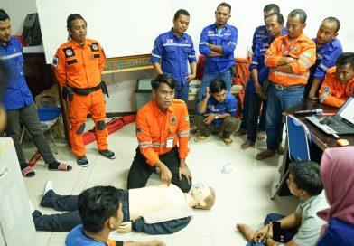 Cepat Tanggap Kebakaran dan Kecelakaan Kerja, PT. Jhonlin Baratama Gelar Pelatihan Selama 3 Hari