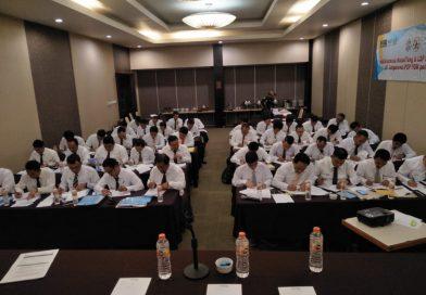 Tingkatkan Kompetensi Karyawan, PT. Jhonlin Baratama Mengikuti Training POP dan POM