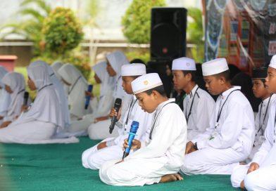 Takhtimul & Tahfidzul Qur'an Juz 30 ke-V TPA Masjid Agung Al-Falah Unit 142