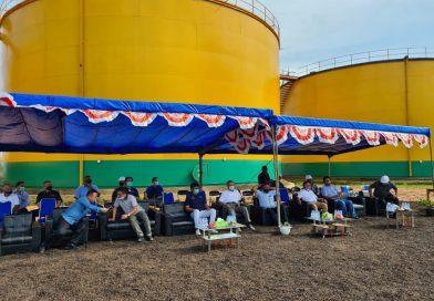 PKS Danau Biru Mill Milik PT. KAM di Tanah Bumbu Telah Beroperasi