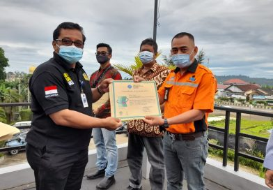 PT. DSP Raih Penghargaan K3 Nasional Tahun 2020 Zero Accident Award