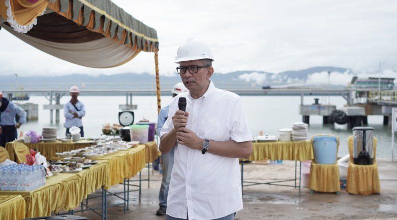 CEO EAS Group : Tahun 2022 Pabrik Biodiesel PT. Jhonlin Agro Raya Siap Produksi 30.000 KL Perbulan